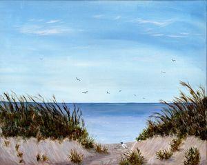Gentle Beach