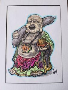 Well-Fed Buddha