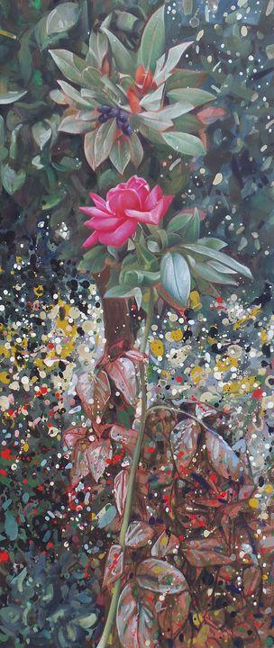 Garden Roze - Michalis art