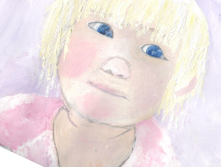 Kylee 2 - Angela's Art