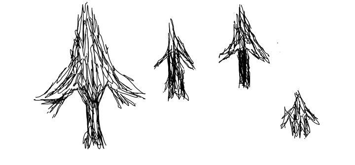 Trees - Beginner Primitive