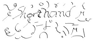 Simply shorthand