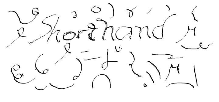 Simply shorthand - Beginner Primitive