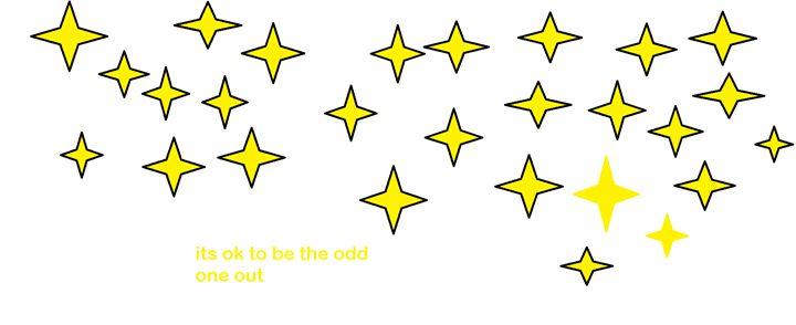 Stars - Beginner Primitive