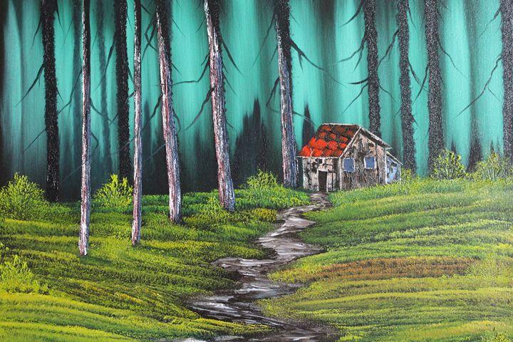 Cabin in the Woods - Ashwini Biradar
