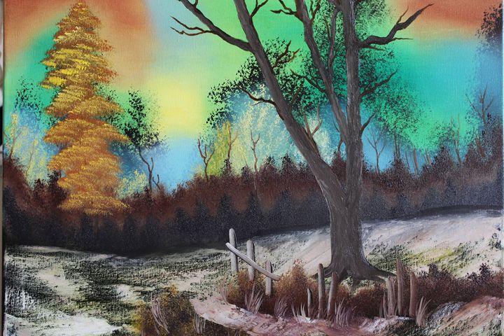Autumn Palette - Ashwini Biradar