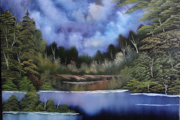Wayside Pond - Ashwini Biradar