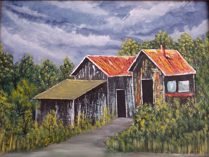 The Homestead - Ashwini Biradar