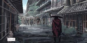The Outcasted Samurai