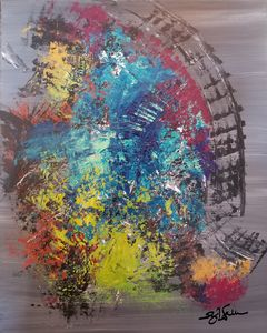 Trellis of Color