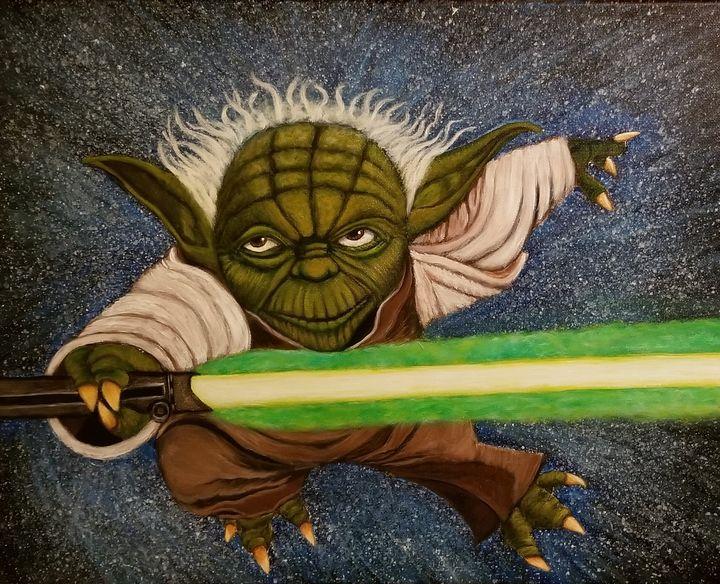 Yoda - Stacy Ann Originals