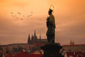Statue of John of Nepomuk, Prague