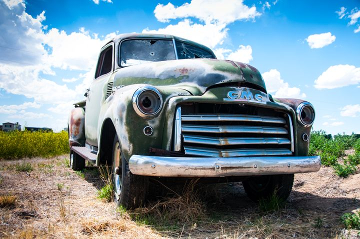 GMC Truck - Thierry Weber