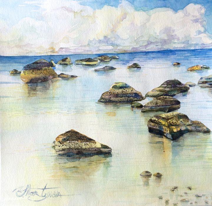 Coastal line - Yuliya Martynova