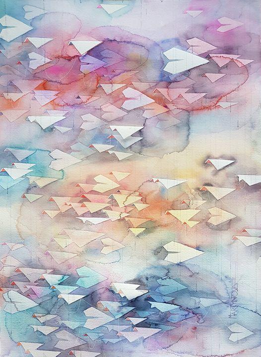 Connected | Subtle drift - Yuliya Martynova