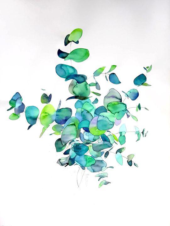 Herbal Eucalyptus XL - Yuliya Martynova