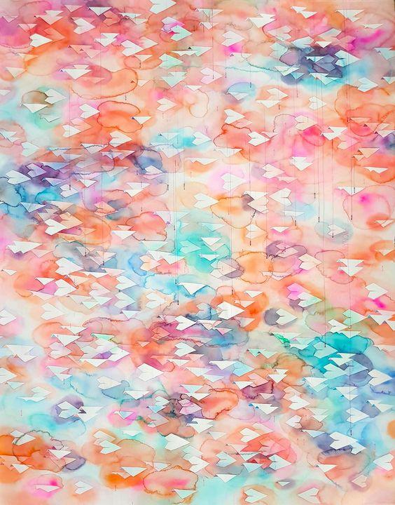 Connected | Sakura Bloom - Yuliya Martynova
