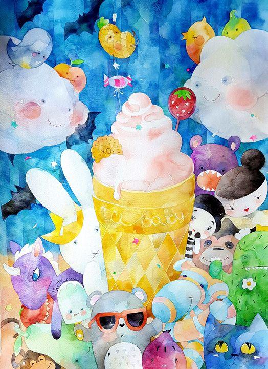 Toy Story | Ice baby - Yuliya Martynova