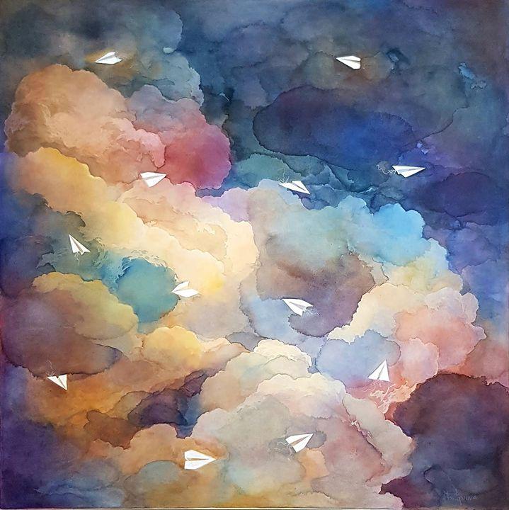 Migration | Serendipity - Yuliya Martynova