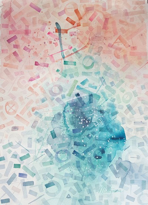 Runes | Untitled - Yuliya Martynova