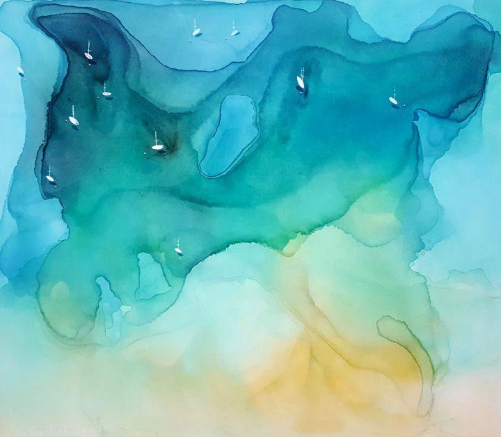 Blue Bay | Ashore - Yuliya Martynova