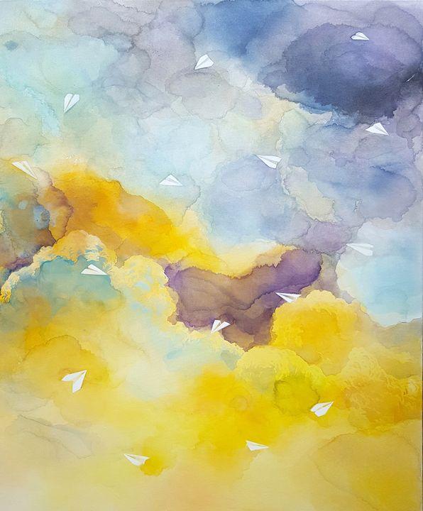 Migration | Through Fire & Wind - Yuliya Martynova