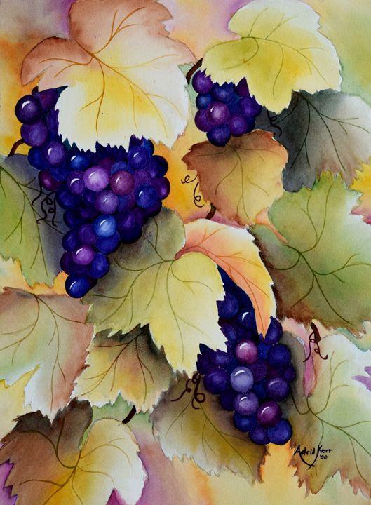 Grapes on the vine - Gleam