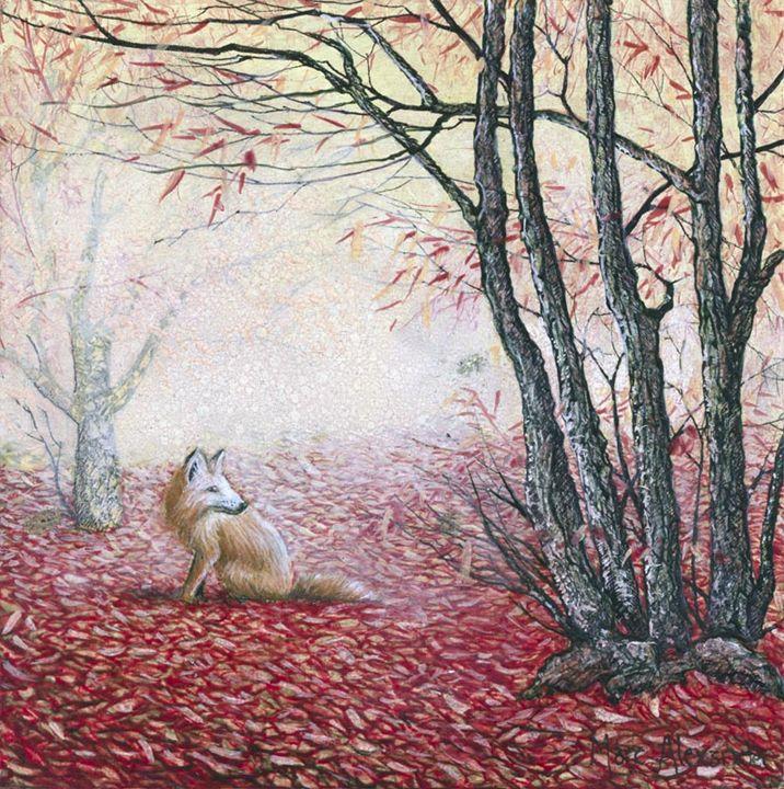 The Red Carpet - Artist Print - Marc Alexander