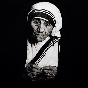 Mother Teresa #II - Artist Print