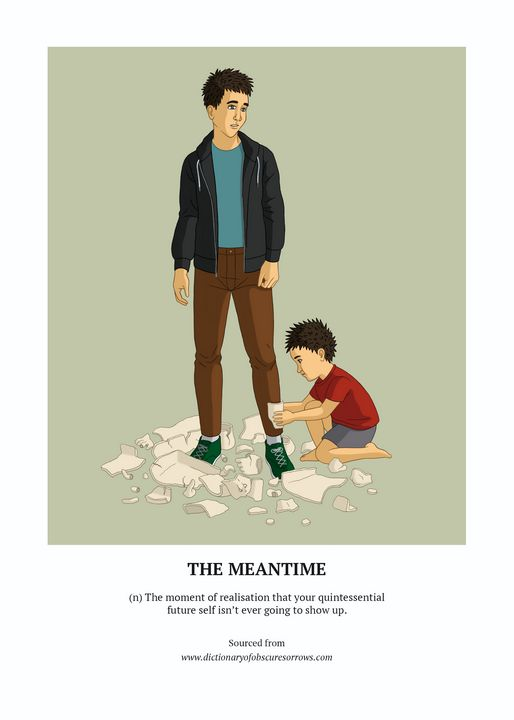 The Meantime - Linda Vuorenvirta