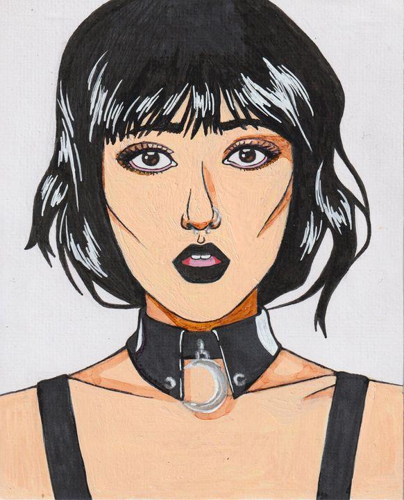 Goth Vibes - Linda Vuorenvirta