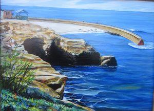 La Jolla Casa Beach
