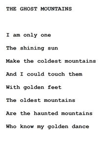 The Ghost Mountains