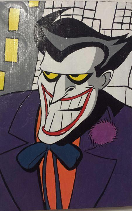The Joker - cartoons