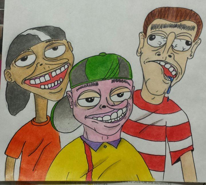 The Nedds - cartoons