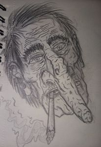 40 year smoker