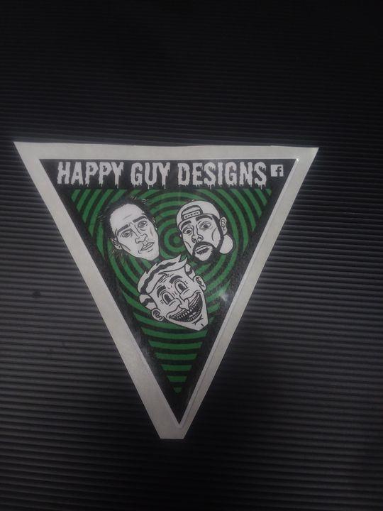 Happy guy designs - #happyomalley