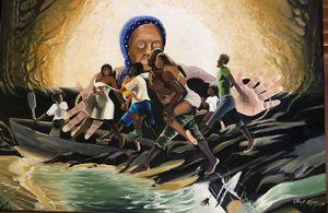 Harriet Tubman's 'RIDE or DIE'
