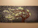48x20 Acrylic Paint