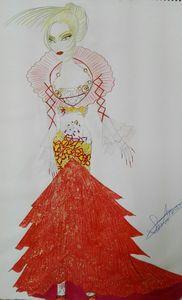 Fashion , Beauty & Imagination