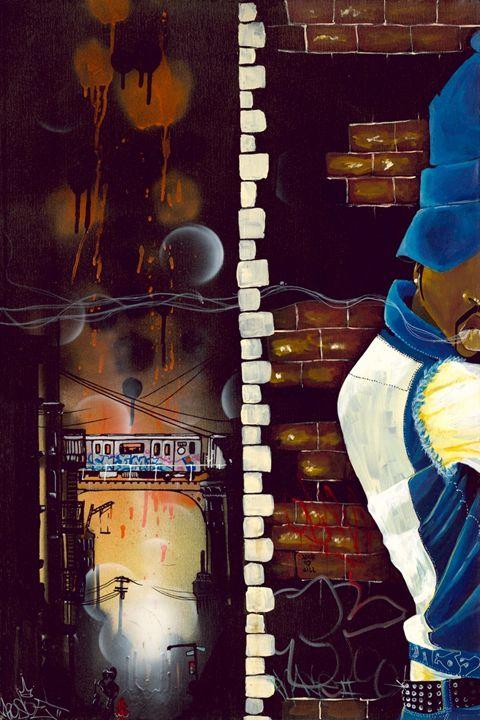 1984 Da Bricks - Neosoe Art