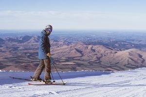 Skiing | Mt Hutt
