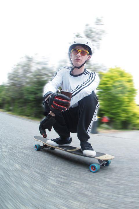 Longboarding | Slav - Matty G Photography