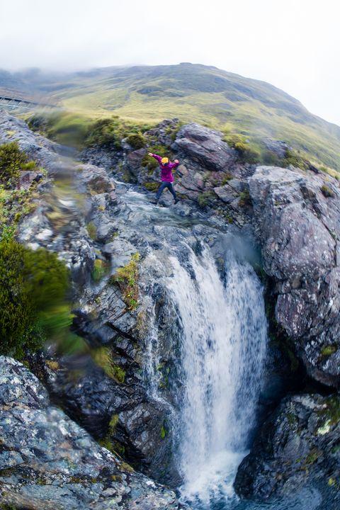 NZ Art   Waterfall - Matty G Photography
