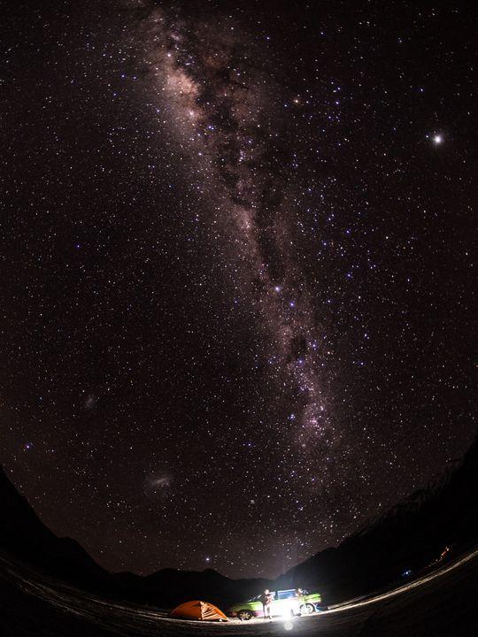 NZ Art | Milky Way - Matty G Photography