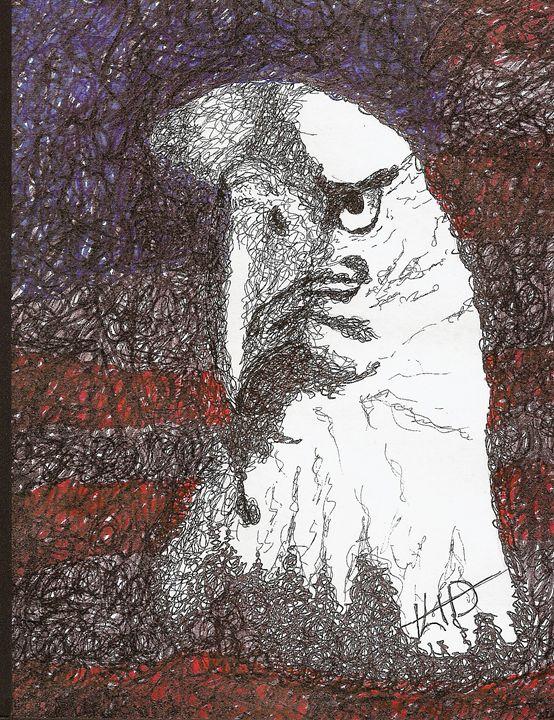"""""""Freedom Rings"""" - Art b K DeLeon"""
