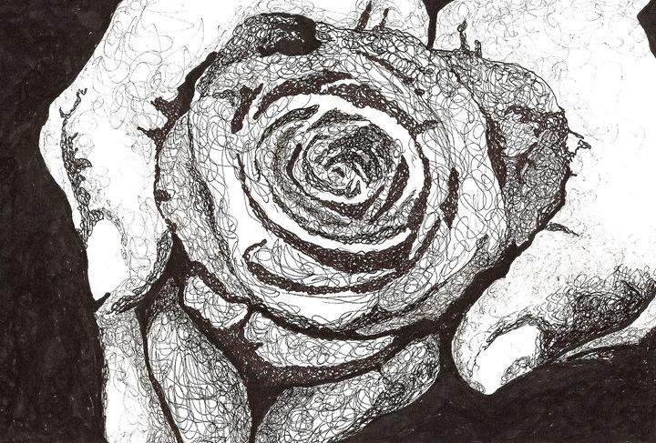 Lasting Bloom - Art b K DeLeon