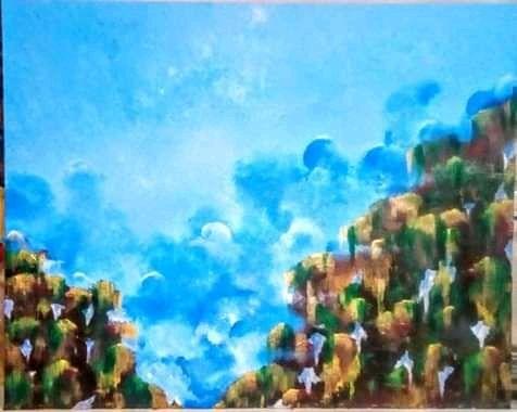 Heaven Meets the Earth - Arte Fino Madrid
