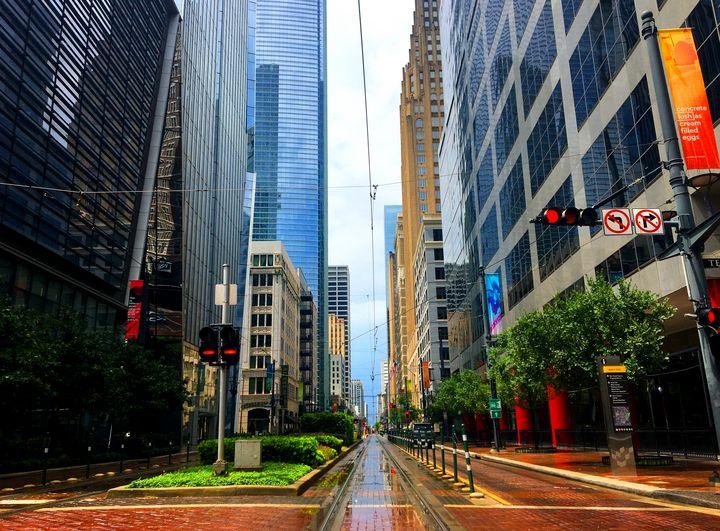 Houston Photo - Erfert Art