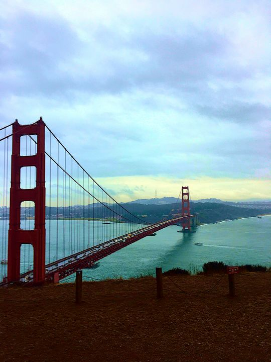 Golden Gate - Erfert Art